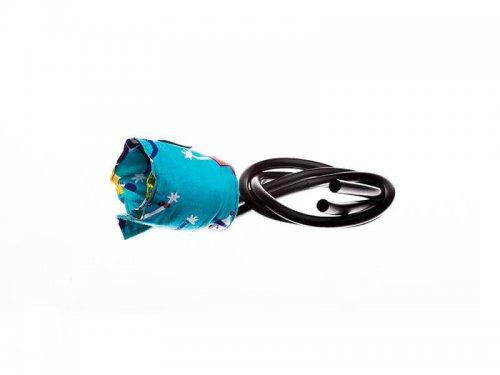 Rękawy (mankiety) do ciśnieniomierzy z dwoma wężykami - komplet (zestaw)