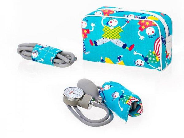 Ciśnieniomierz zegarowy dla dzieci (manualny) - SOHO 120