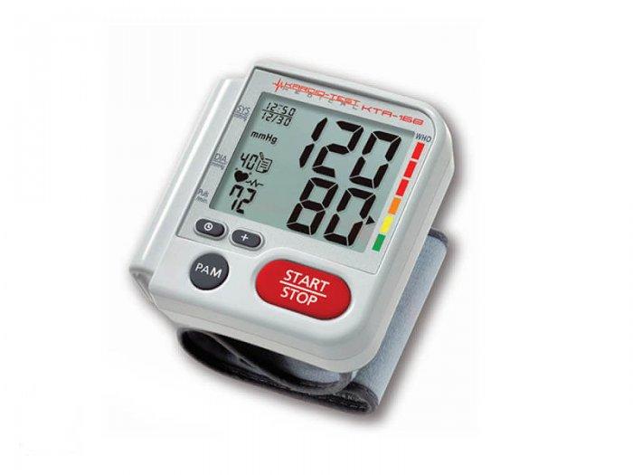Ciśnieniomierz nadgarstkowy Kardio-Test KTA-168