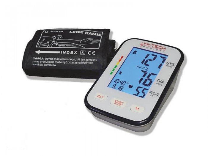 Ciśnieniomierz mówiący - naramienny, automatyczny Kardio-Test KTA-6 Comfort