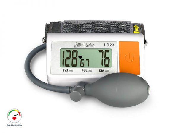 Ciśnieniomierz półautomatyczny Little Doctor LD22