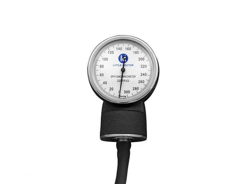 Ciśnieniomierz zegarowy LD-71
