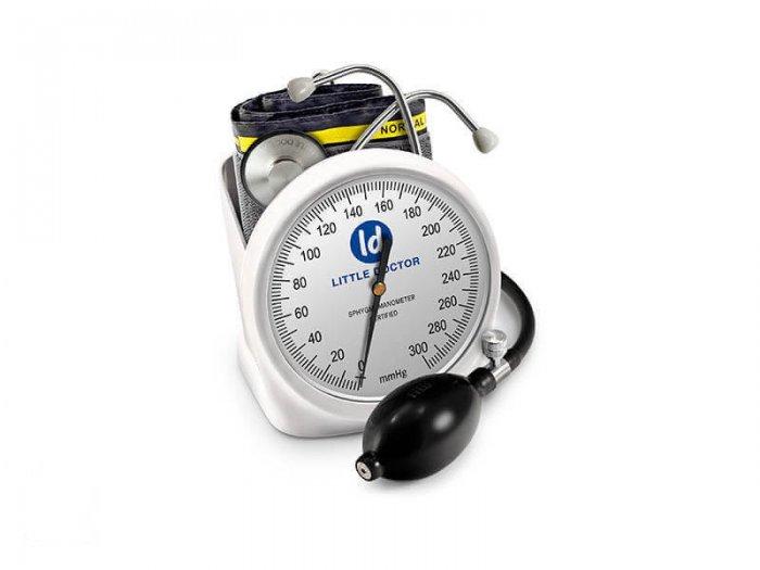 Ciśnieniomierz zegarowy LD-100
