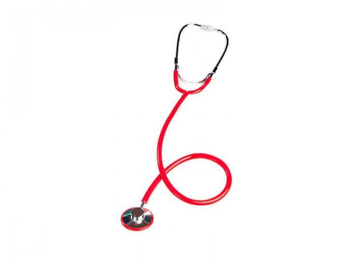Tani stetoskop do mierzenia ciśnienia - jednogłowicowy